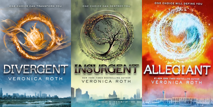 Book Notes: Divergent Series by Veronica Roth - Girls Leadership