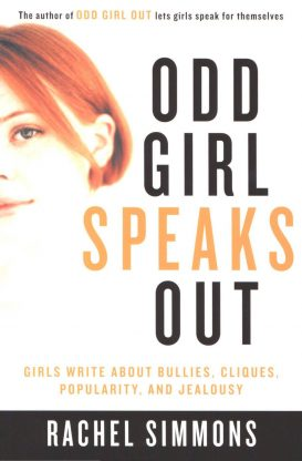 Odd Girl Speaks Out: Girls Write about Bullies, Cliques, Popularity, and Jealousy Image