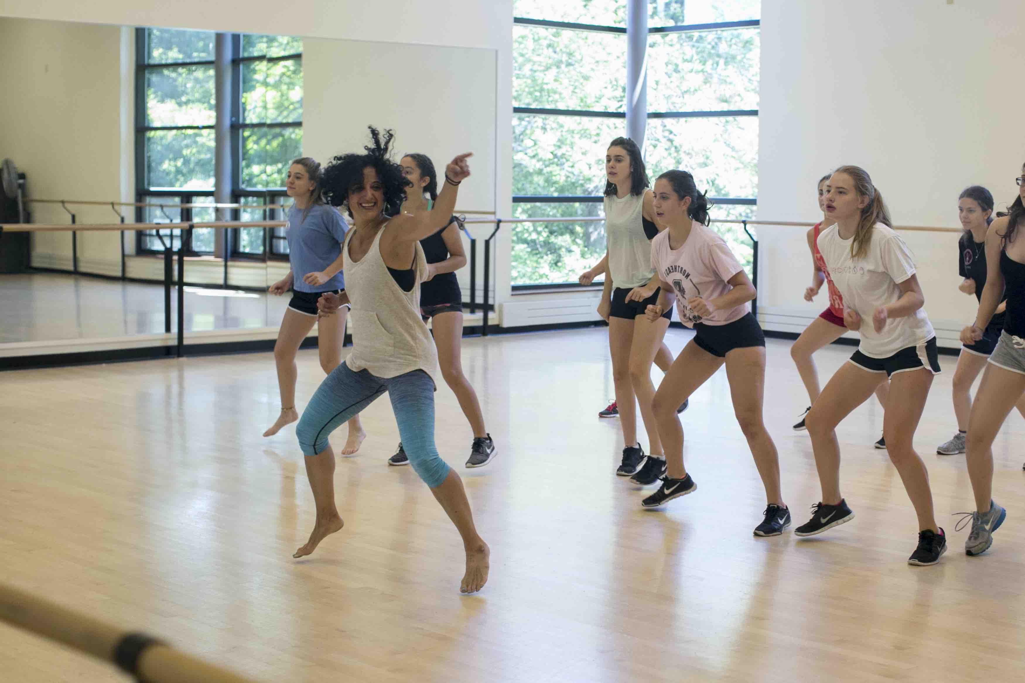 Girls Leadership Dance