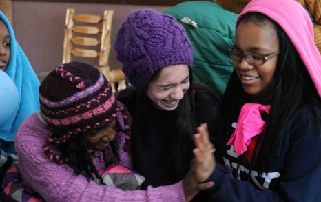 Guiding Resilient Girls Image