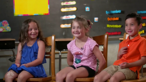 NBC News Get Smart: Girls May See Boys as Smarter By Age Six