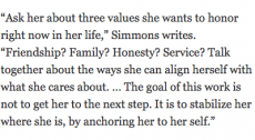 Rachel Simmons quote in Chicago Tribune