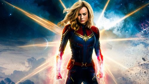 Captain Marvel image Marvel Entertainment