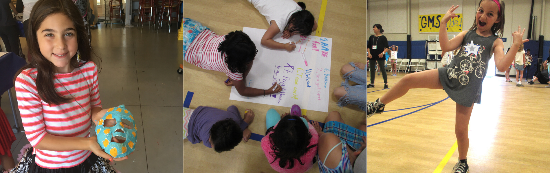 Girls Leadership Day Camp