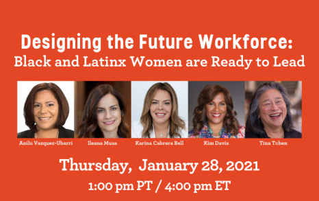 Designing the Future Workforce: Black and Latinx Women are Ready to Lead Image