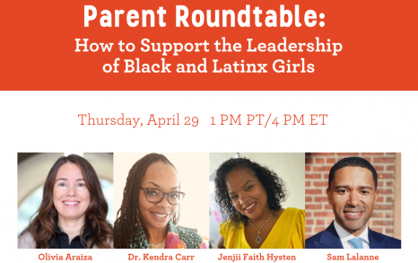 How To Support The Leadership of Black and Latinx Girls Image